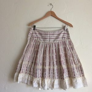 Dresses & Skirts - Vintage Inspired Floral Prairie/Swing midi skirt